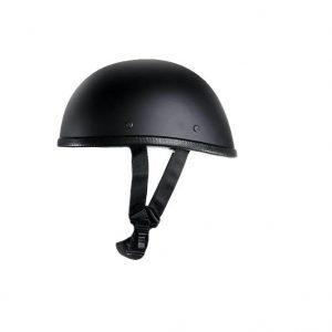 Eagle Flat Black Novelty Helmet