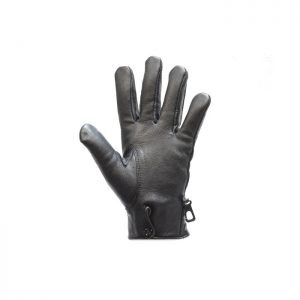 Lined Leather Riding Gloves