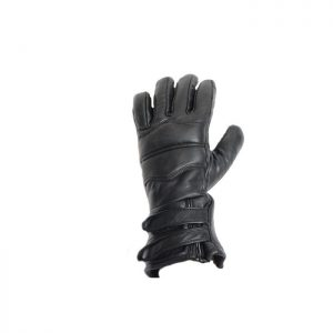 PVC Motorcycle Gloves with Velcro