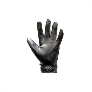 Perforated Leather Riding Gloves