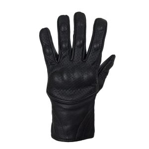 Genuine Leather Racing Gloves