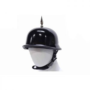 1 Spike German Shiny Novelty Helmet
