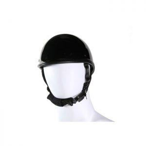 Jockey Style Novelty Motorcycle Helmet