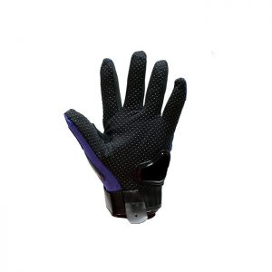 Men's Blue Racing Gloves