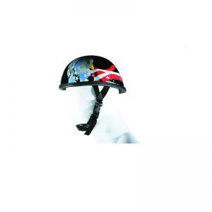 Eagle Novelty Motorcycle Helmet