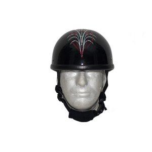 Crimson Knight Novelty Motorcycle Helmet