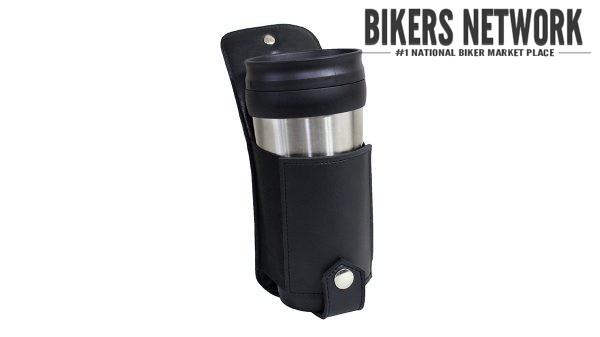 Black Bottle Holder